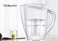 飞利浦净水壶效果怎么样?philips家用滤水杯wp2806好用吗?
