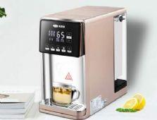 汉斯顿加热净水一体机怎么样?最具性价比速热台式免安装直饮机