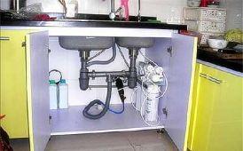 净水器的正确使用方法和日常注意事项